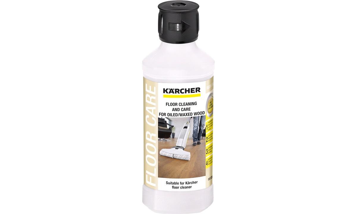 Gulvvaskemiddel - olieret trægulv