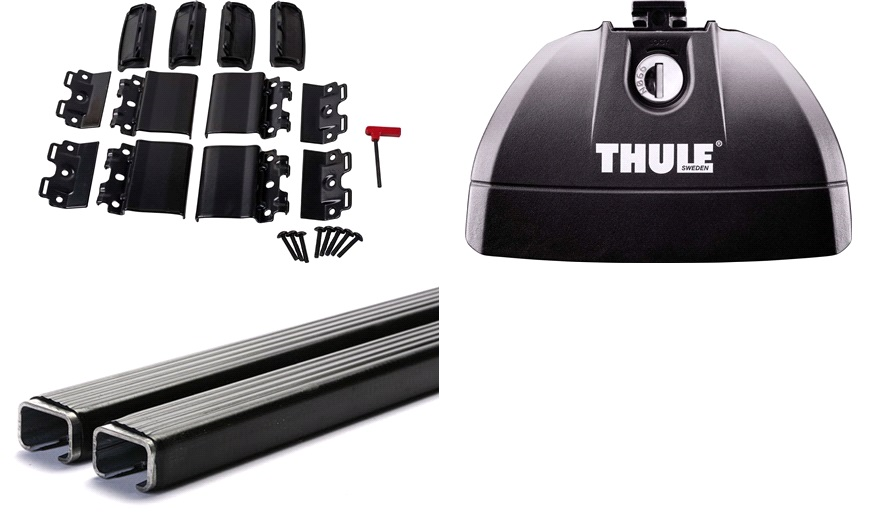 Lastholder Thule SQ Duster SUV ræl 14- - Duster 14- - thansen.dk