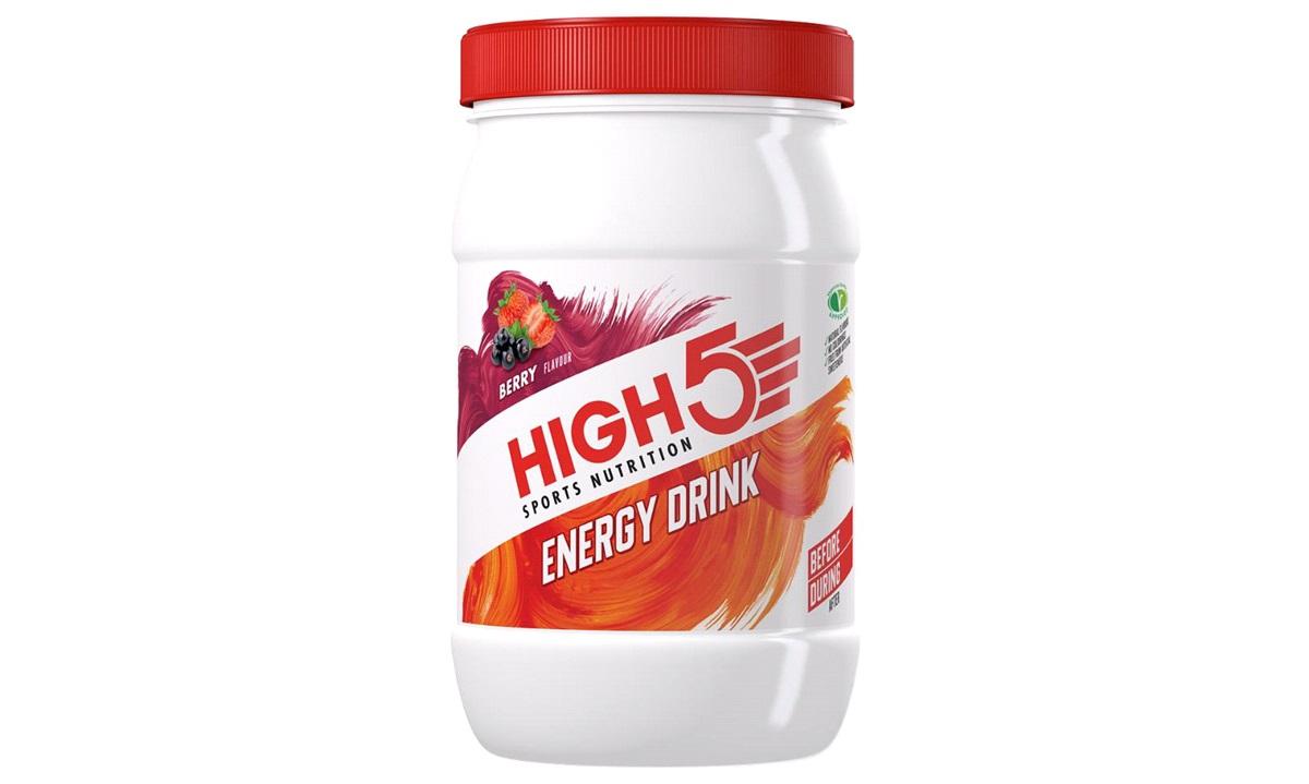 High5 Energipulver berry 1 kg.