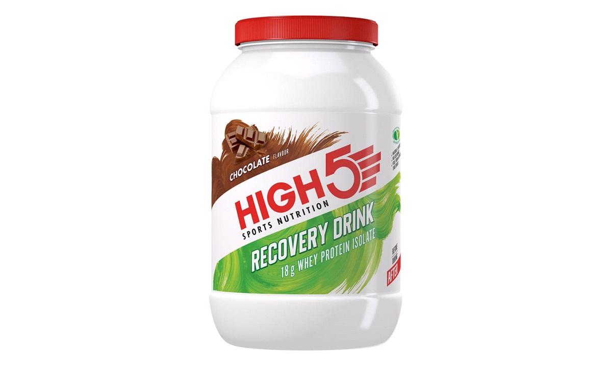 High5 Protein recovery chokolade 1,6kg