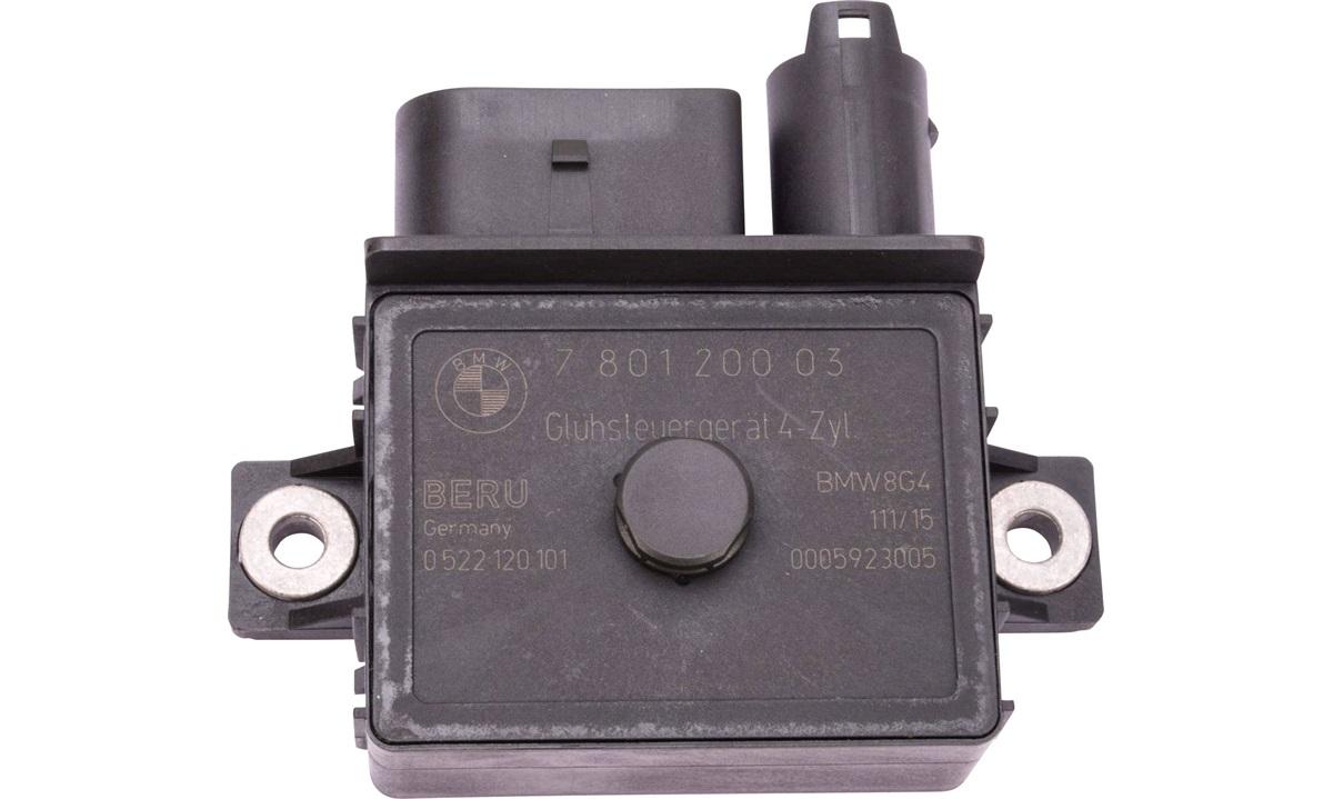 Relæ, forvarmningsanlæg 12217801200 (GP)