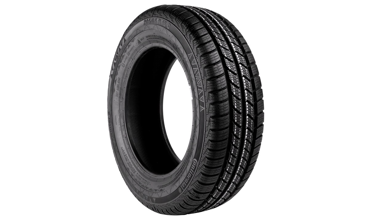 Continental - 215/75-16C 113/111R VanContact Winter 8PR