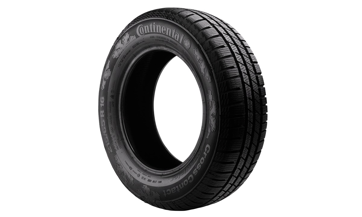 Continental - 235/60-17 102H CrossContact Winter *MO