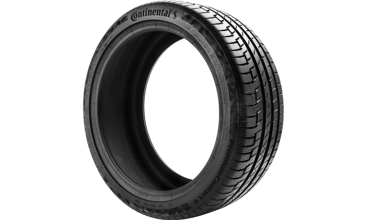 Continental - 225/45-19 92W PremiumContact 6 SSR