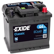 Startbatteri - _EC440 - CLASSIC * - (Exi