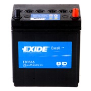 Batteri - EB356 - EXCELL - (Exide)