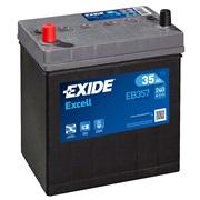 Startbatteri - _EB357 - EXCELL ** - (Exi