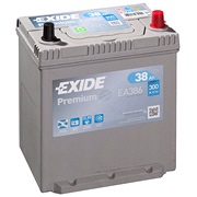 Batteri - EA386 - PREMIUM - (Exide)