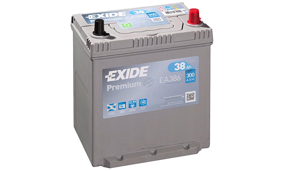 Batteri - EA406/EA386