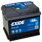 Batteri - EB442 - EXCELL - (Exide)