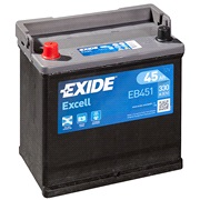 Batteri - EB451 - EXCELL - (Exide)