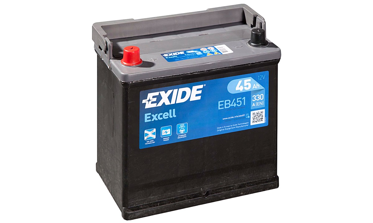 Batteri - EB451 - EXCELL