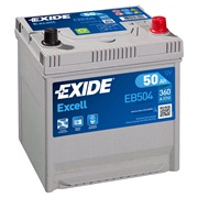 Batteri - EB504 - EXCELL - (Exide)