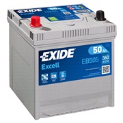 Batteri - EB505 - EXCELL - (Exide)