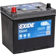 Batteri - EB605 - EXCELL - (Exide)