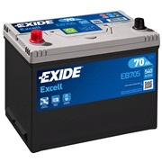 Batteri - EB705 - EXCELL - (Exide)