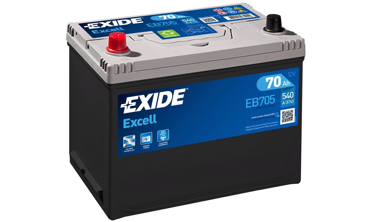 Batteri - EB705 - EXCELL