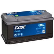 Batteri - EB852 - EXCELL - (Exide)