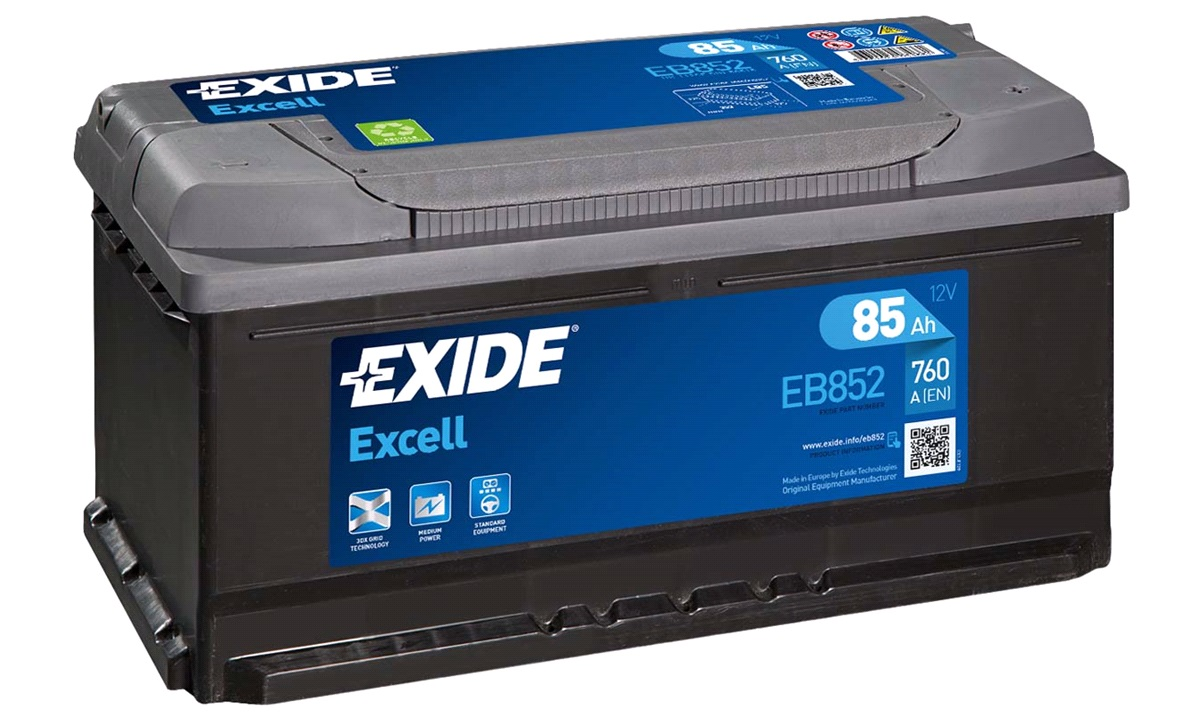 Batteri - EB852 - EXCELL
