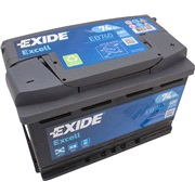 Batteri - EB740 - EXCELL - (Exide)