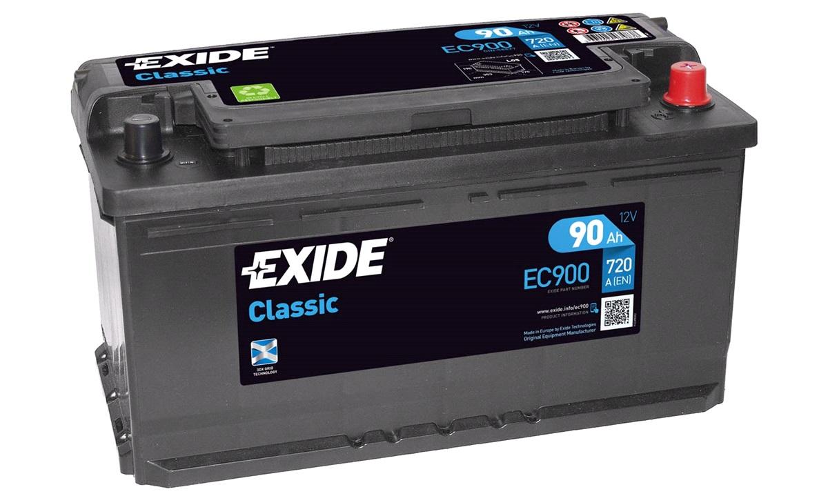 Batteri - EC900 - CLASSIC