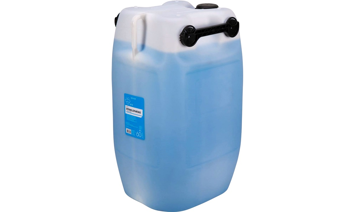 Sprinklervæske -21 grader 60 Liter