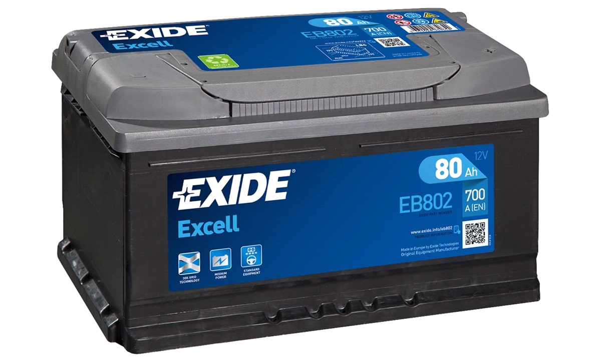 Batteri - EB802 - EXCELL