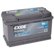 Startbatteri - _EA900 - PREMIUM * - (Exi
