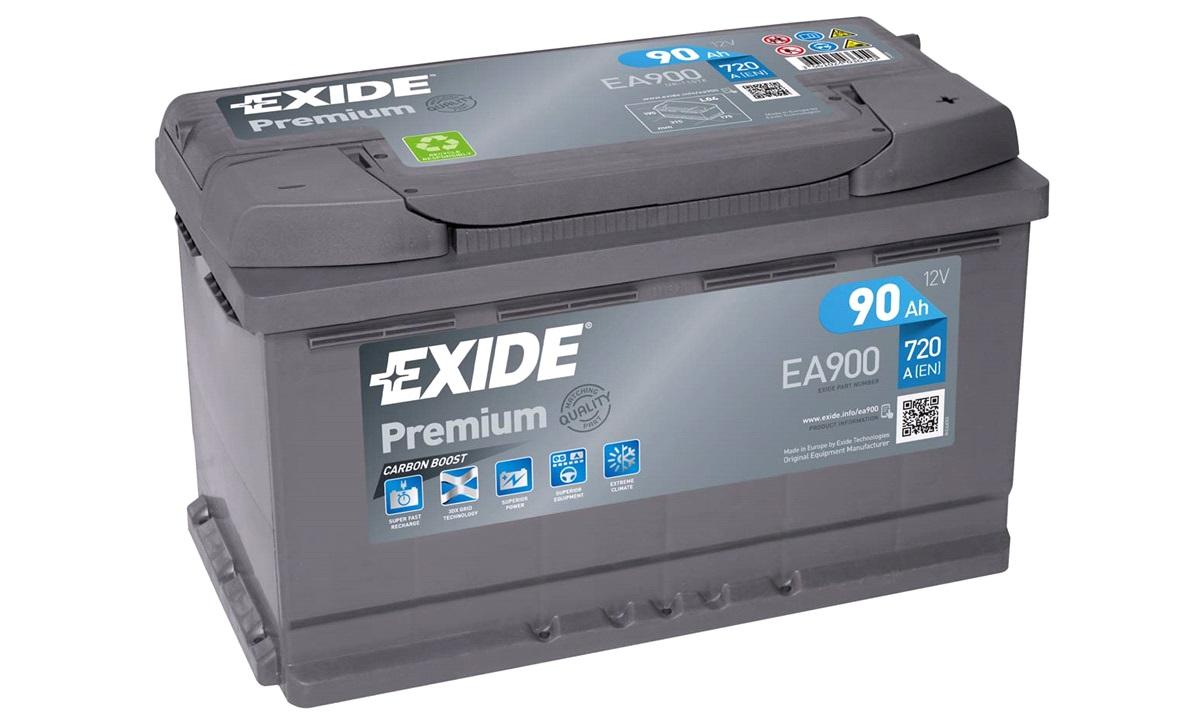 Startbatteri - _EA900 - PREMIUM * - (Exide)