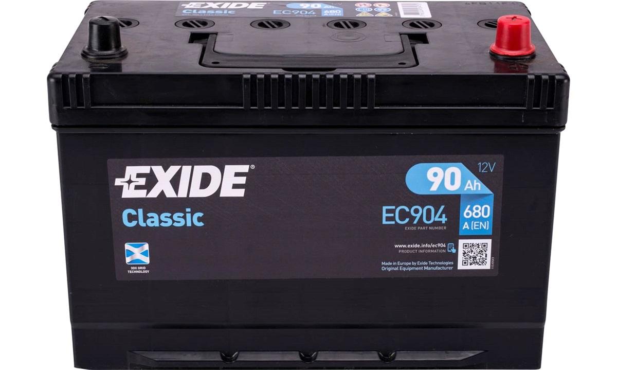 Batteri - EC904 - CLASSIC