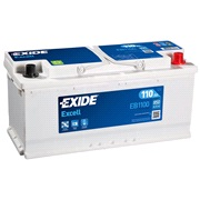 Batteri - EB1100 - EXCELL ** - (Exide)
