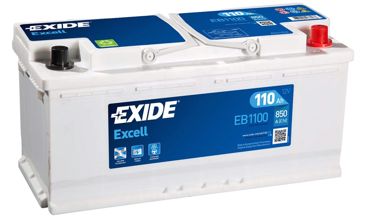 Batteri - EB1100 - EXCELL