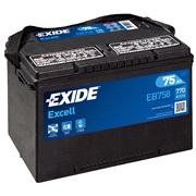 Startbatteri - _EB758 - EXCELL ** - (Exi