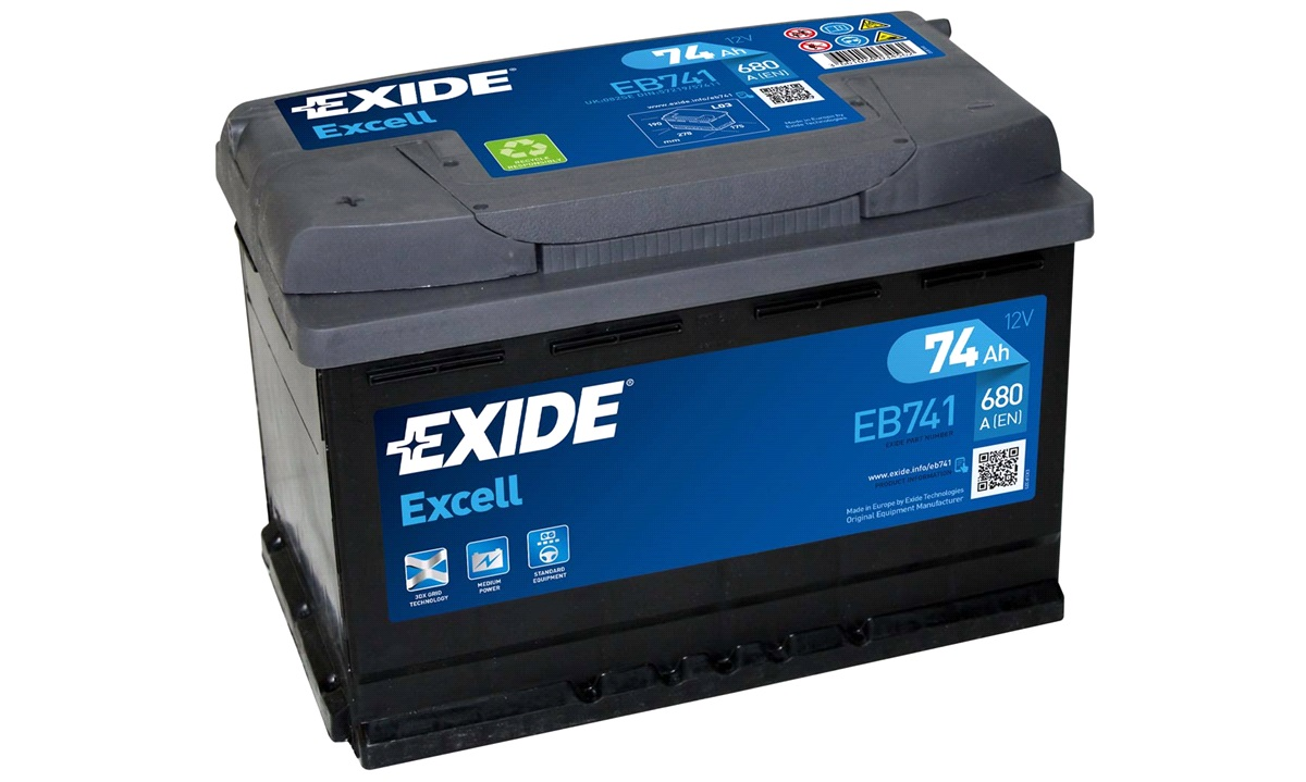 Batteri - EB741 - EXCELL