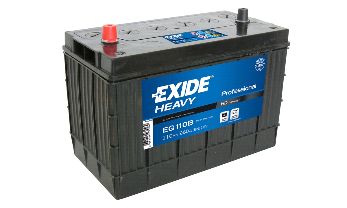 Batteri - EG110B - StartPRO