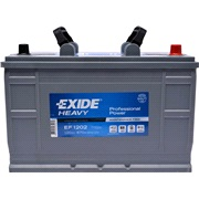 Batteri - EF1202 - PowerPRO - (Exide)