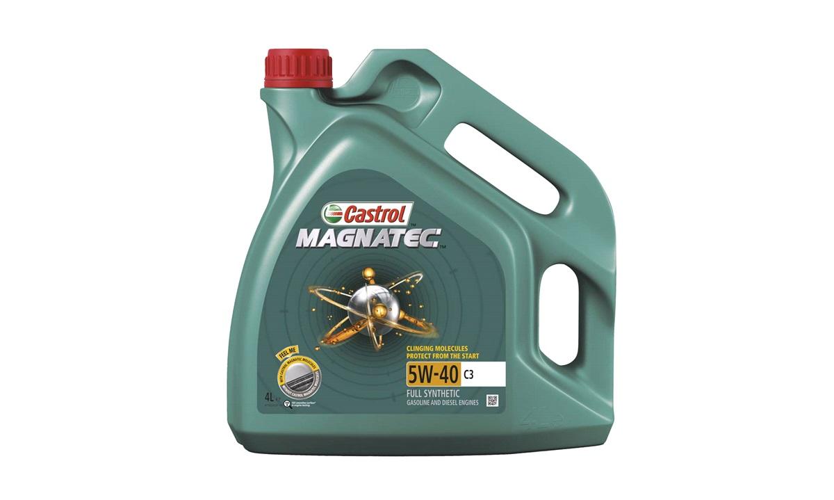 Castrol Magnatec 5W/40, 4 liter