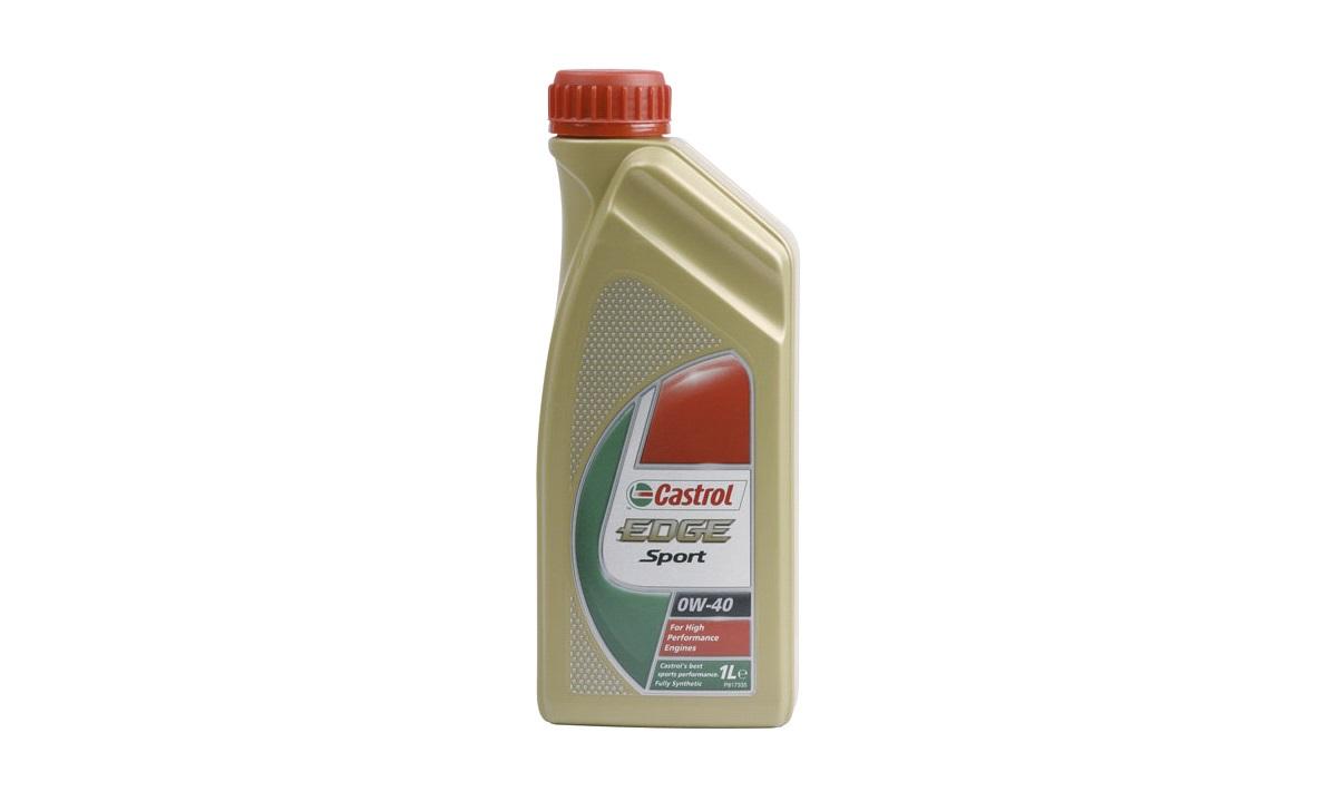 Castrol EDGE 0W/40 (A3/B3/B4) 1 liter