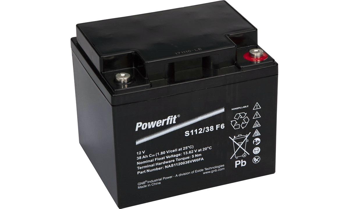 Powerfit S112/38 F6 197X165X170