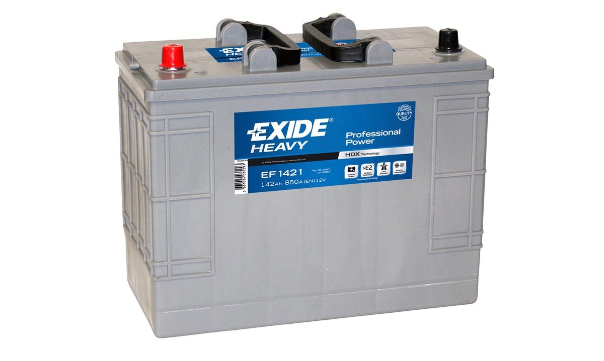 Startbatteri - EF1421 - PowerPRO - (Exide)