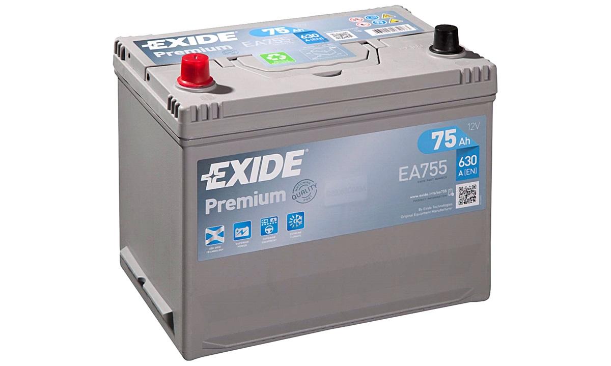 Batteri - EA755 - PREMIUM