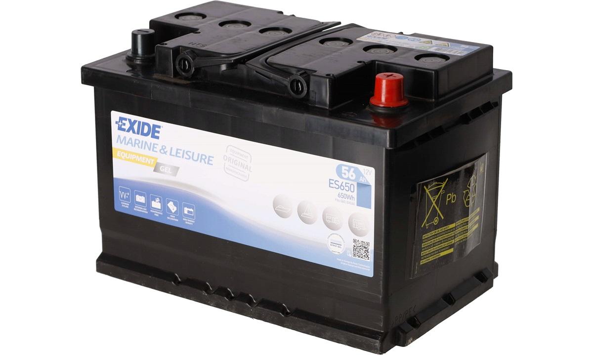 Batteri til Gulvvasker - ES650 - 60Ah