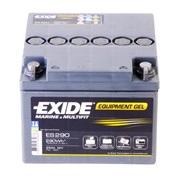 Startbatteri - EXIDE Equipment GEL - (Ex