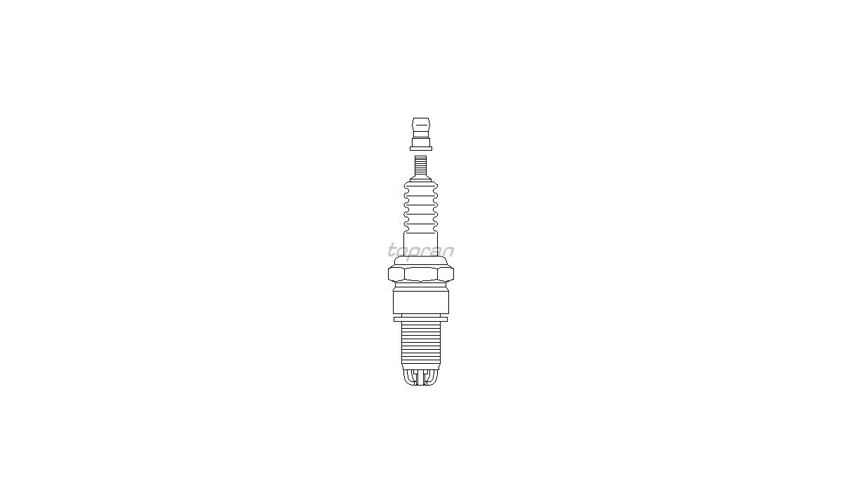 Tændrør - IW16 - Iridium Power - (DENSO)
