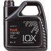 IQ-X PLUS 15W/40 motorolie 4 liter