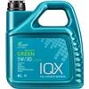 IQ-X LL Green 5W/30 4 liter C3 partikel