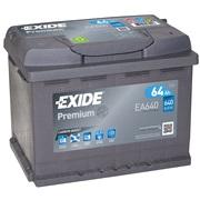 Batteri - EA640 - PREMIUM - (Exide)
