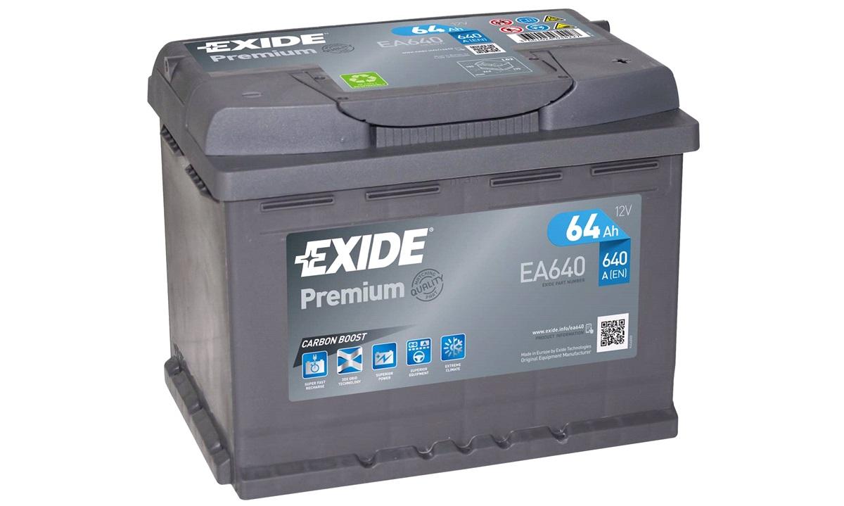 Batteri - EA640 - PREMIUM
