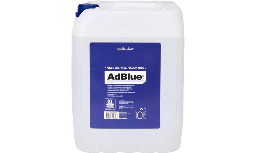 adblue optimize tils tning 10 liter additiver. Black Bedroom Furniture Sets. Home Design Ideas