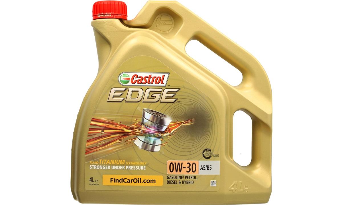 Castrol EDGE Titan. 0W/30 (A1+5/B1+5) 4L